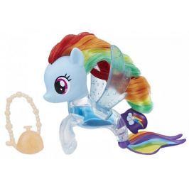 My Little Pony Mořský poník měnící barvu – Rainbow Dash