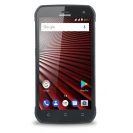 myPhone HAMMER BLADE, Dual SIM, černý - II. jakost