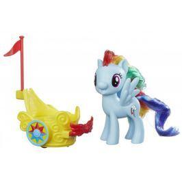 My Little Pony Poník svozíkem Rainbow Dash