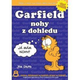 Davis Jim: Garfield - Nohy z dohledu (č.8) - 2. vydání