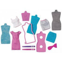 Mattel Barbie DIY Módní návrhářské studio modro-fialové
