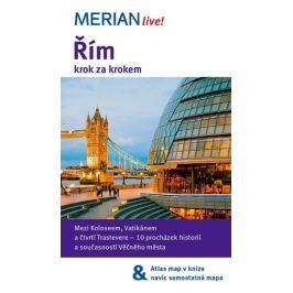 Koltermann Ulrike: Merian - Řím krok za krokem