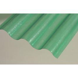 LanitPlast Sklolaminátová role 76/18 výška 1,5 m zelená 6 m