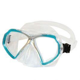 Beuchat Maska X-CONTACT 2 MINI, transparentní/aqua