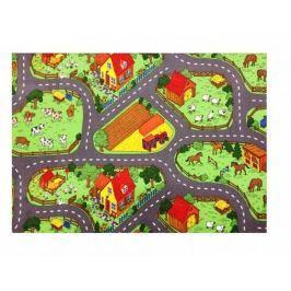 Dětský koberec Farma II., 95x200 cm
