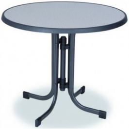 Rojaplast PIZARRA stůl ø 85 cm - II. jakost