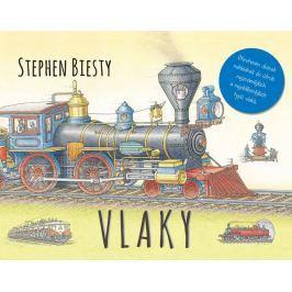 Biesty Stephen: Vlaky