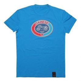 Dainese pánské triko MOTO 72 vel.M modrá