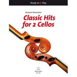 KN Classic Hits for 2 Cellos Noty na violoncello