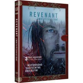 Revenant: Zmrtvýchvstání (knižní edice)   - DVD