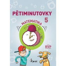 Šulc Petr: Pětiminutovky z Matematiky pro 5. třídu