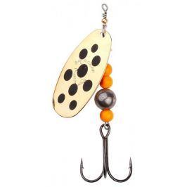 Savage Gear Třpytka Caviar Spinner Gold 4