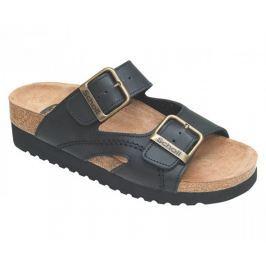 Scholl Zdravotní obuv MOLDAVA WEDGE AD - černá (Velikost vel. 41)