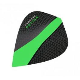 Harrows Letky Retina - Green F0185