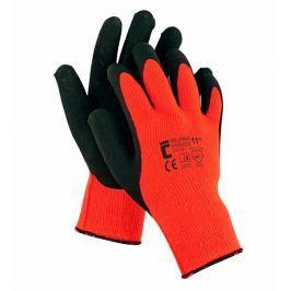 Červa PALAWAN ORANGE rukavice máčené v latexu