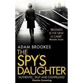 Brookes Adam: The Spy´s Daughter