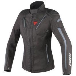 Dainese bunda dámská STREAM LINE D-DRY LADY vel.44 černá/šedá, textilní