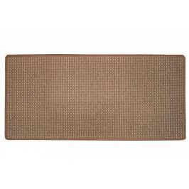 Hnědý kusový koberec Birmingham 140x200 cm