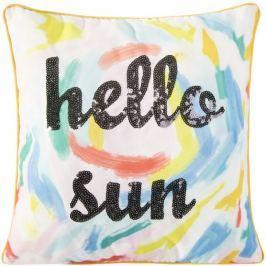 My Best Home Polštář Rainbow Hello Sun 45x45 cm