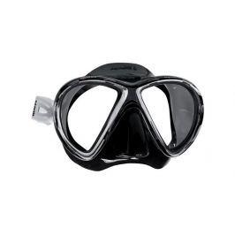 Mares Maska X-VU Liquid skin, černá