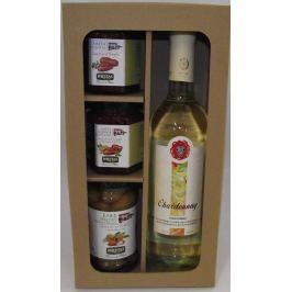 Párování Chardonnay s řeckými delikatesami