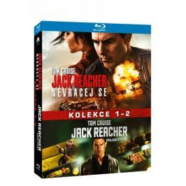Jack Reacher - Kolekce (2BD)   - Blu-ray