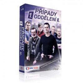Případy 1. oddělení - II. řada (8DVD)  - DVD