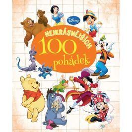 Disney Walt: 100 nejkrásnějších pohádek