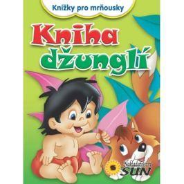 Knížky pro mrňousky - Kniha džunglí