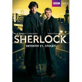 Sherlock - I. série, díl 2. - DVD