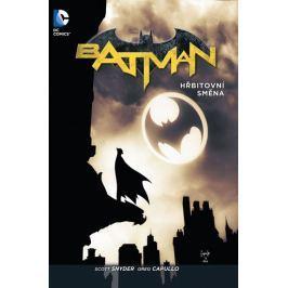 Snyder Scott, Capullo Greg: Batman - Hřbitovní směna