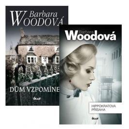 Woodová Barbara: Komplet Hippokratova přísaha + Dům vzpomínek