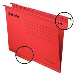 Závěsné desky STANDARD červené