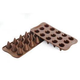 Silikomart Silikonová forma na čokoládu – kornoutky