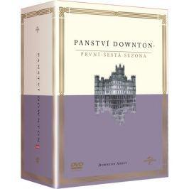 Komplet Panství Downton: Série 1-6 (23DVD)    - DVD