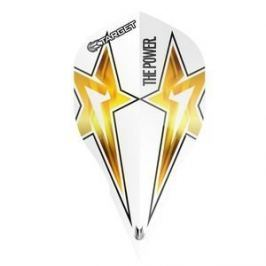 Target – darts Letky PHIL TAYLOR - The Power G3 Edge White 34330530