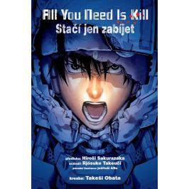 Rjósuke Takeuči, Hiroši Sakurazaka: All you need is kill / Stačí jen zabíjet