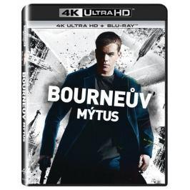 Bourneův mýtus  (2 disky) - Blu-ray + 4K ULTRA HD