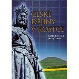 Diestler Radek, Jůzlová Jana: České dějiny v kostce
