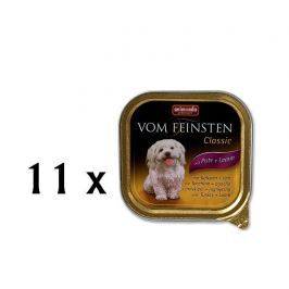 Animonda Vom Feinstein dog krůta + jehně 11x150g