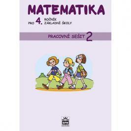 Eiblová a kolektiv L.: Matematika pro 4. ročník základní školy - Pracovní sešit 2