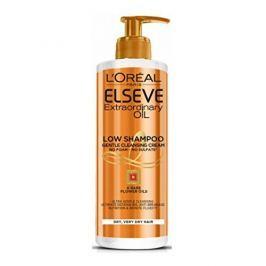 L'Oréal Pečující mycí krém na vlasy Elseve Extraordinary Oil (Low Shampoo Gentle Cleansing Cream) 400 ml