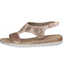 Tamaris dámské sandály Aza 36 růžová