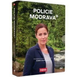 Policie Modrava I+II (komplet 10 DVD)   - DVD