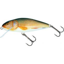 Salmo Wobler Perch Floating Real Roach 8 cm, 12 g