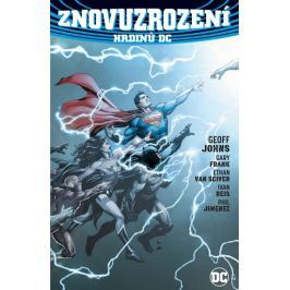 Johns Geoff: Znovuzrození hrdinů DC