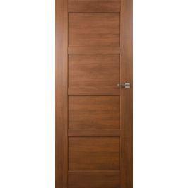 VASCO DOORS Interiérové dveře PORTO plné, model 1, Ořech, C