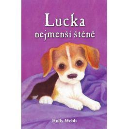 Webbová Holly: Lucka, nejmenší štěně