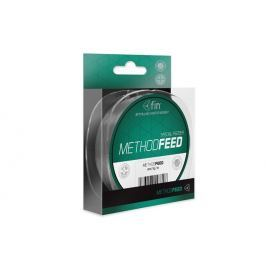 FIN Vlasec Method Feed Šedá 300 m 0,25 mm, 12,1 lb