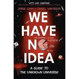 Cham Jorge, Whiteson Daniel: We Have No Idea : A Guide to the Unknown Universe